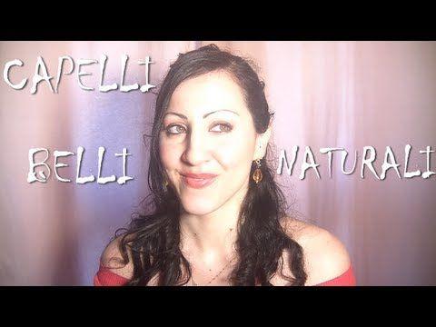 CAPELLI • Ricette naturali e consigli di bellezza (playlist)