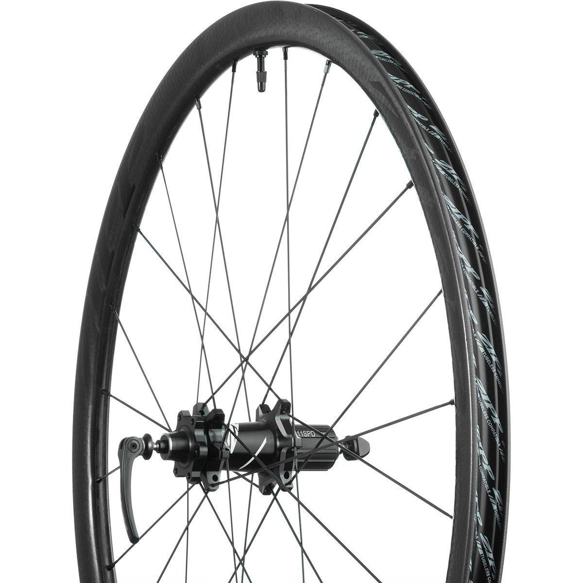 Zipp 202 Firecrest Carbon Disc Brake Road Wheelset Tubeless
