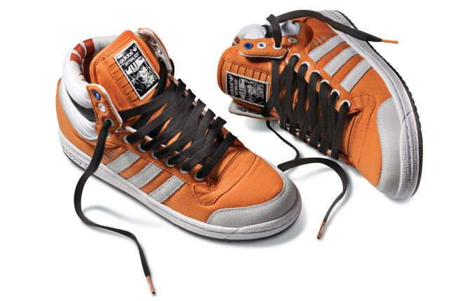 81e9c56be62f02 May the Force Be With You  A Brief History of Star Wars Sneakers ...