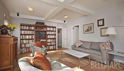 http://www.bellmarc.com/nyc-real-estate/upper-west-side-two-bedroom-8065 #exclusive #prewar #2bed #2bath elevator doorman art deco building. Listing 8065