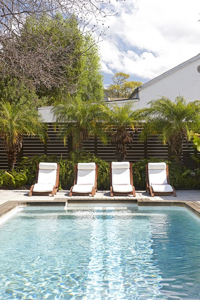 It S Spring In South Africa This Is Where You Should Stay Savvy Home Modern Pools Small Hotel Outdoor
