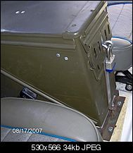 Yj Console From Ammo Box Cool I Could Do This Easy For The Xj