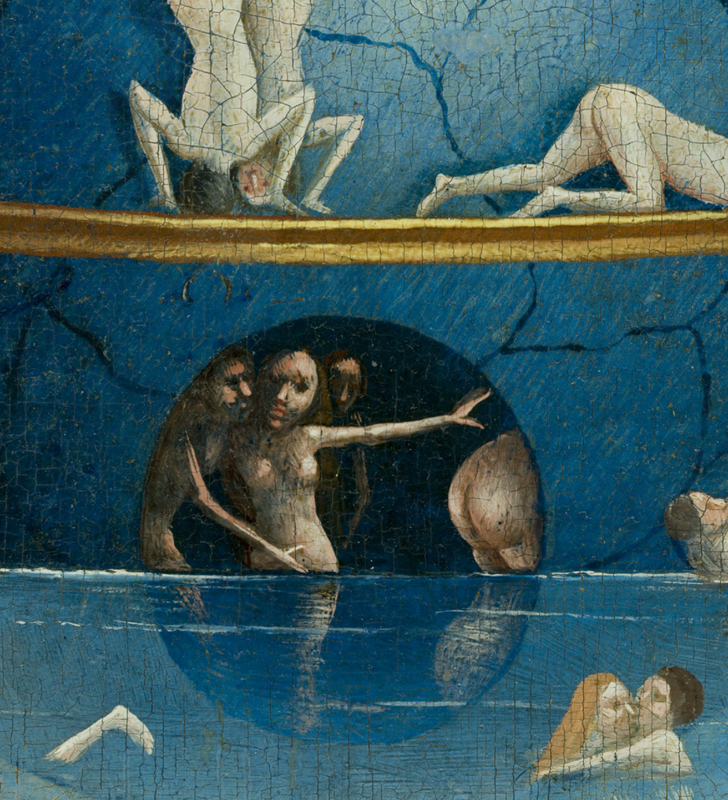 Pin De Cristina Paz En El Bosco Arte Del Renacimiento Hieronymus Bosch Pintura Flamenca