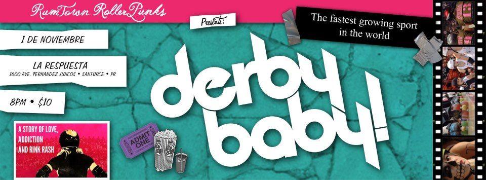 Documental sobre el Roller Derby @ La Respuesta!!!!