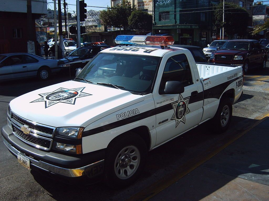 Tijuana Police Car Police Cars By Country Wikimedia Commons
