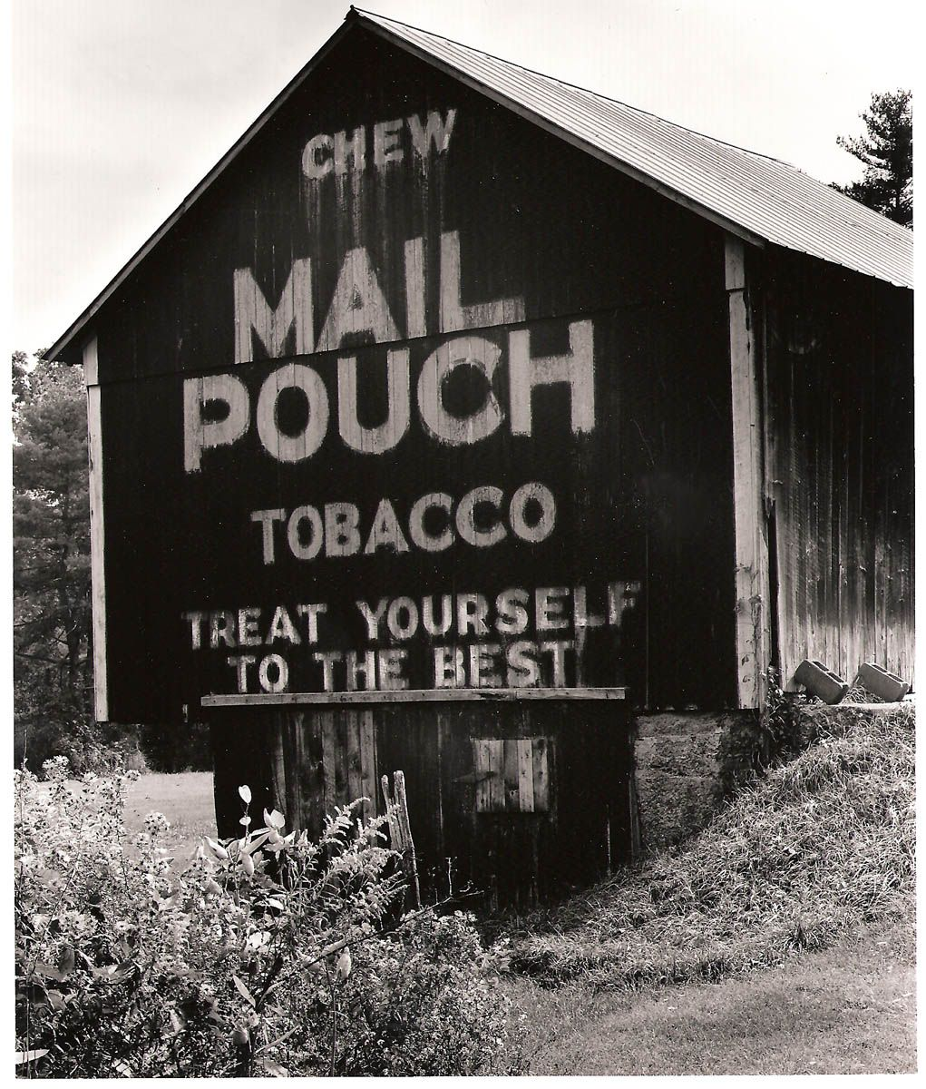 Mail Pouch Barn Central PA.