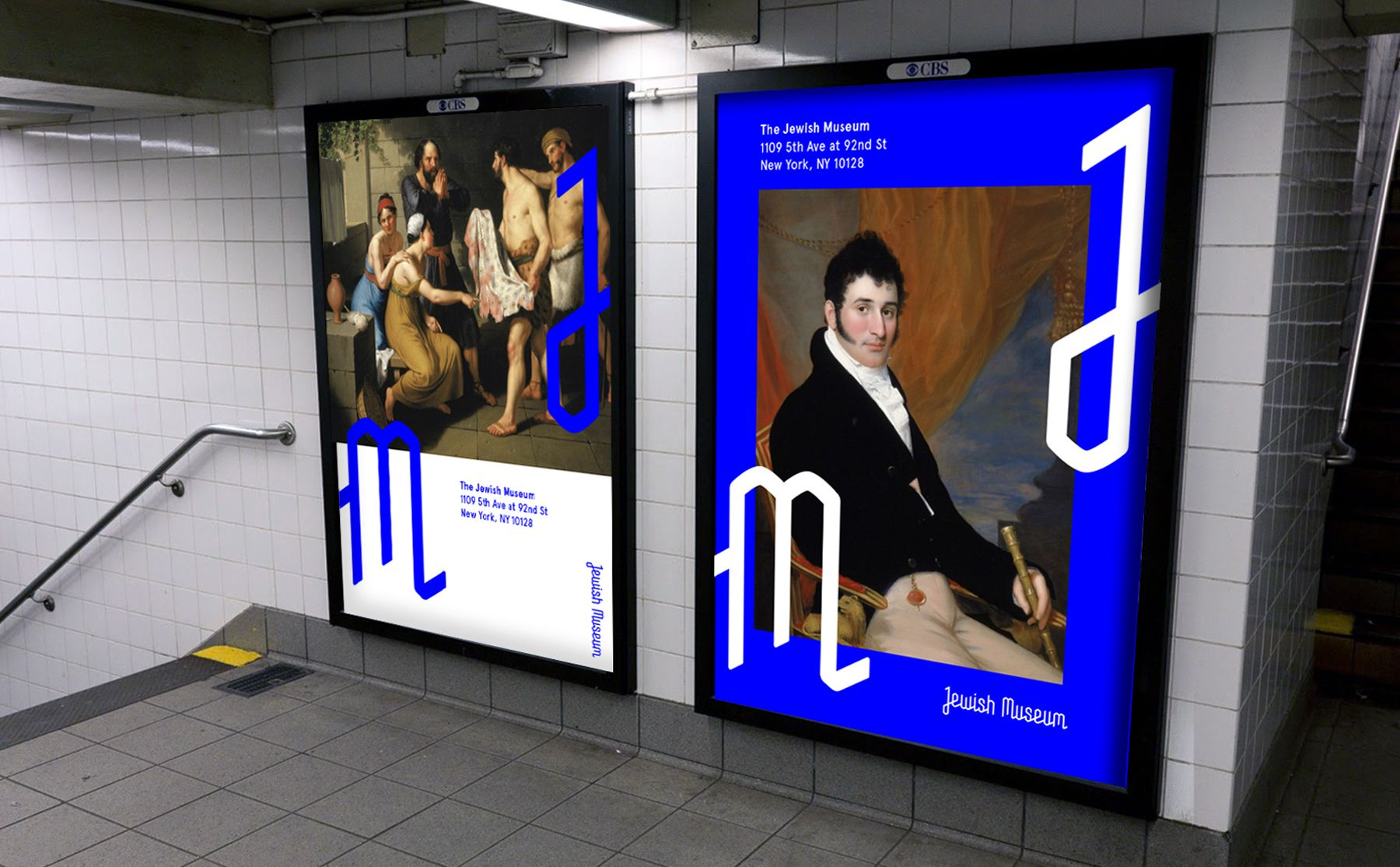 Magazine Sagmeister And Walsh For The NY Jewish Museum