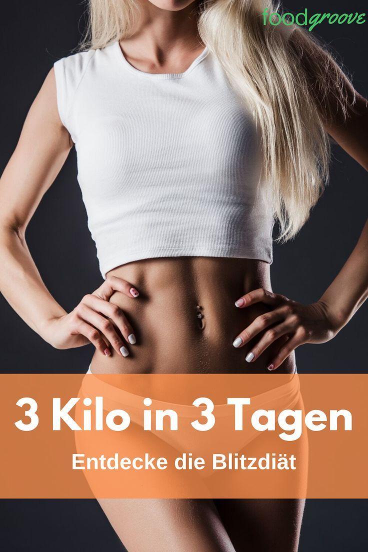 Diät verlieren 3 Kilo in 2 Tagen