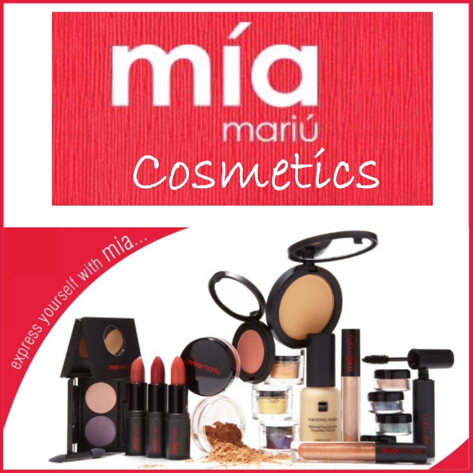 Royalegacy Reviews and More: Bring Out Your Beauty with Mia Mariu Mineral Cosmetics - Review & $60 Prize Package Giveaway - ends 12/29 US #mineralcosmetics