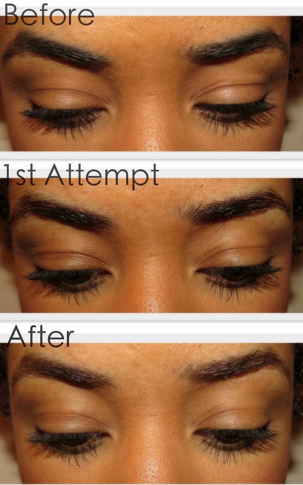 How To Successfully Dye Your Brows To Match Your Hair Lighten Eyebrows Eyebrows Skin Lightening Cream