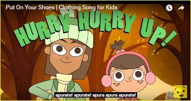 Jugando Y Aprendiendo Juntos The Clothing Songs Canciones De Las Ropas En Inglés Canciones Canciones De Niños La Ropa En Ingles