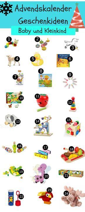 24 ideen f r den advendskalender f r babys und kleinkinder kreativ adventskalender kleinkind. Black Bedroom Furniture Sets. Home Design Ideas