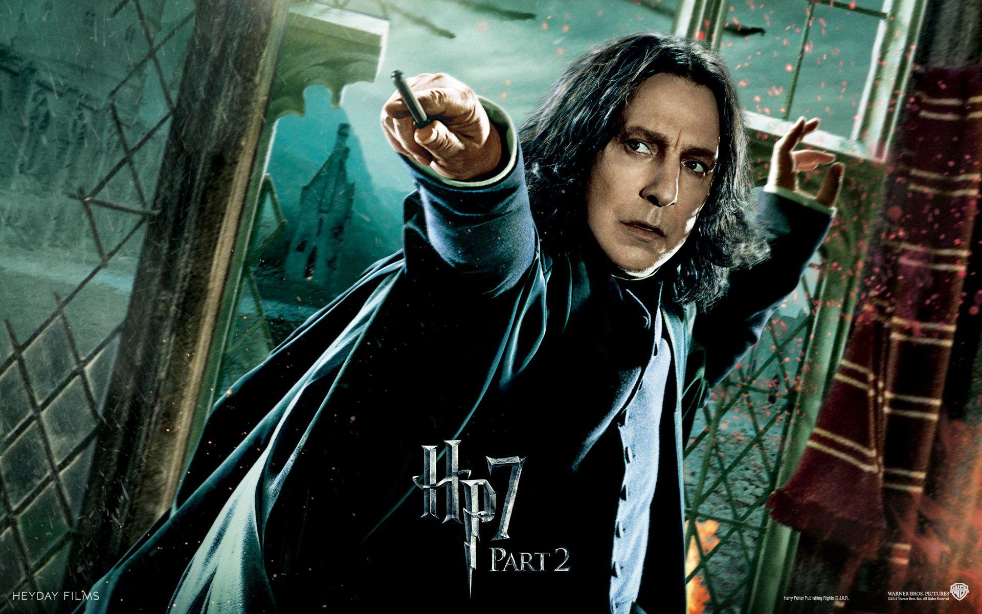 Professor Severus Snape Wallpapers (68+ pictures)