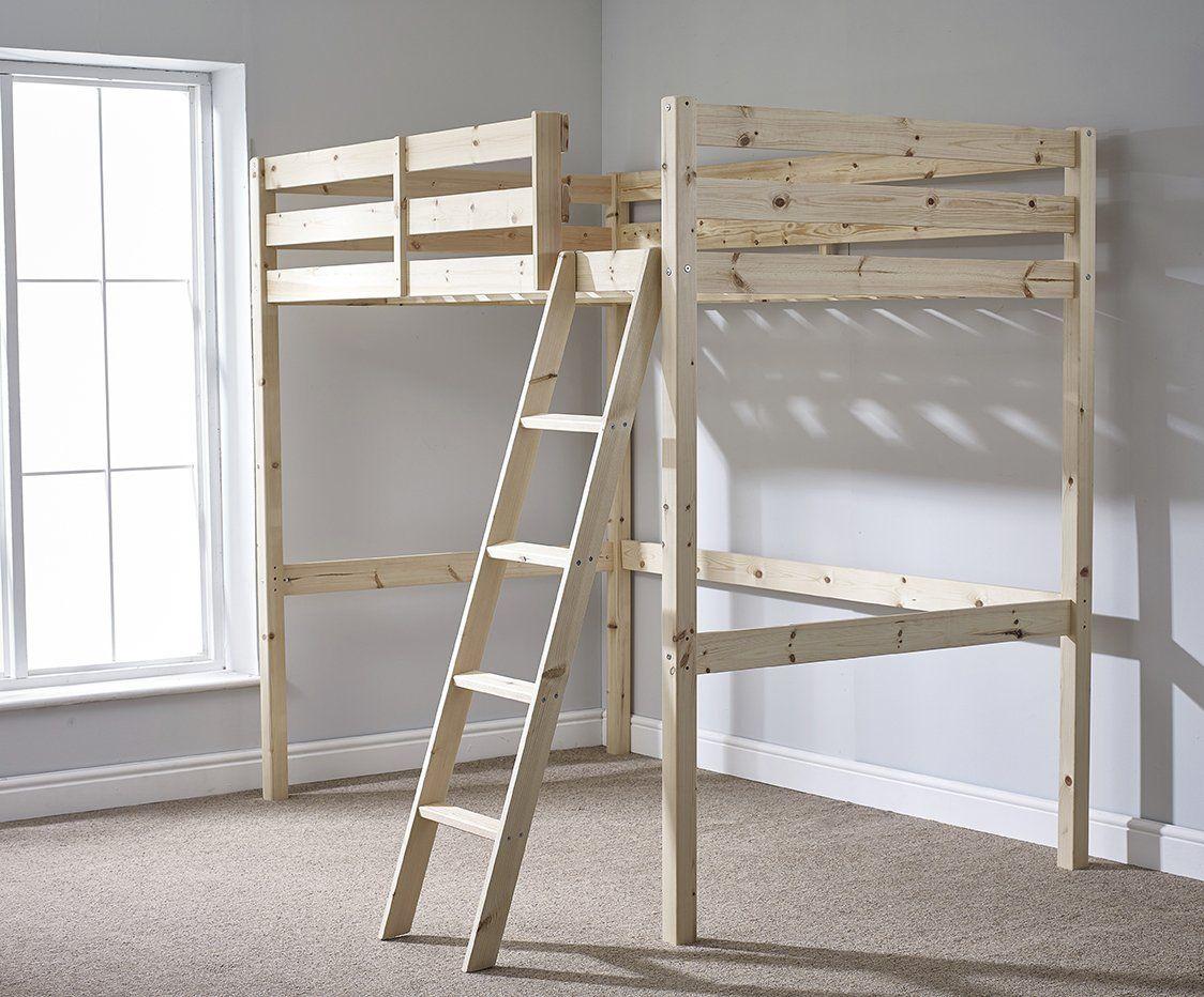 Loft bed ideas girls  Pin by Jillian DeBrock on Girlsu Bedrooms  Pinterest  Room ideas