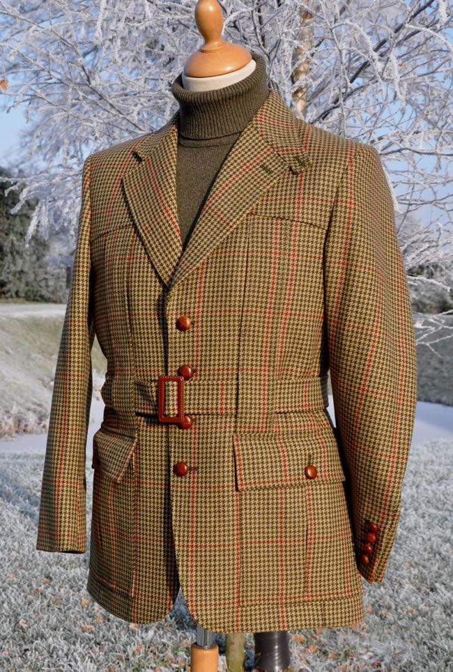 The Tweed Norfolk Jacket For Autumn Found This Exact Jacket Vintage At Goodwill Best 15 Ever Spent Norfolk Jacket Mens Outfits Vintage Mens Blazer