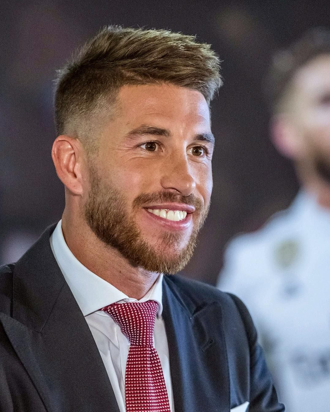 Soccer Player Hairstyles For Men Business Hairstyles Cool Hairstyles For Men Ramos Haircut