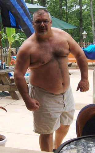 Fat Daddy Bear