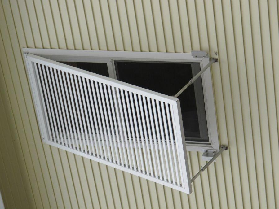 Keeping Cool Window Exterior Shades And Shade Screen