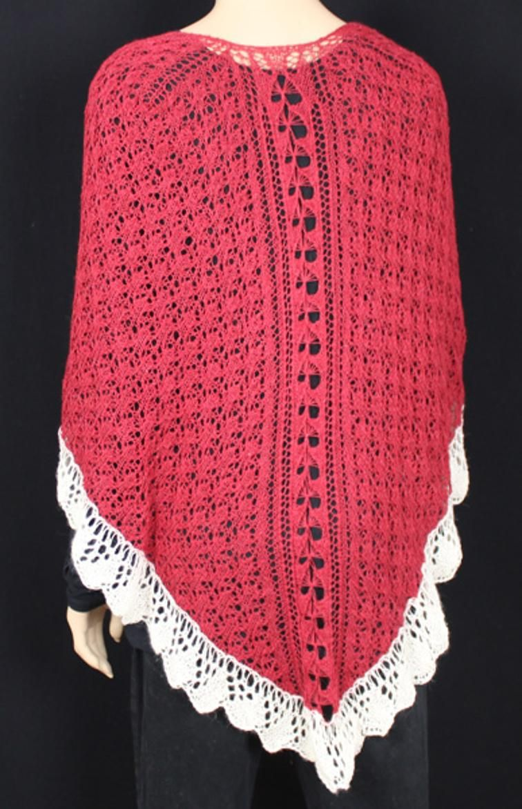 More than Faroese Shawl   Pinterest   Shawl, Knit patterns and Patterns