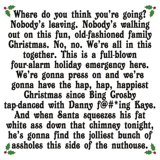christmas vacation clark rant quotes quotesgram by quotesgram