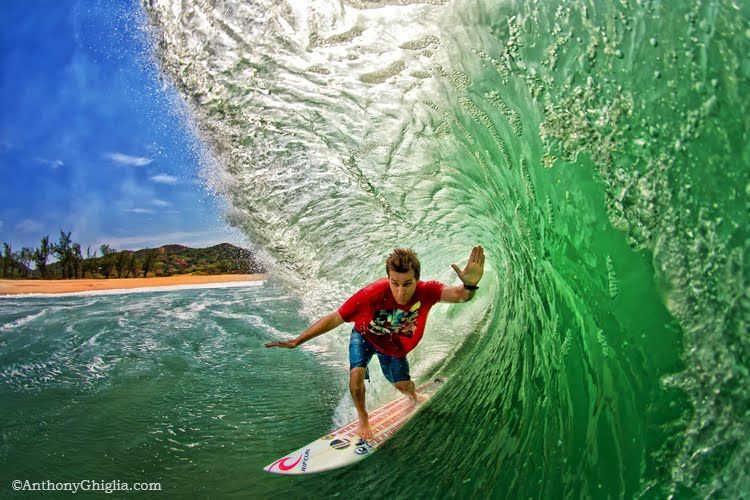 Ryan Bracker Surfing In Mainland Mexico Www Anthonyghigliaprints Com Surfing Photography Outdoor