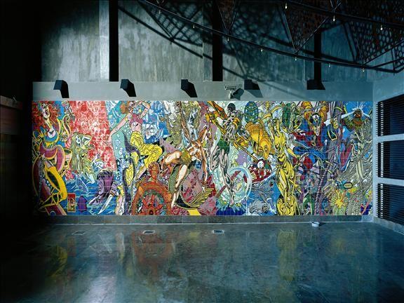 6bd62be4e29 Sítio da Câmara Municipal de Lisboa  equipamento www.cm-lisboa.pt576 ×  432Pesquisar por imagens Azulejos na Estação de Metro do Oriente