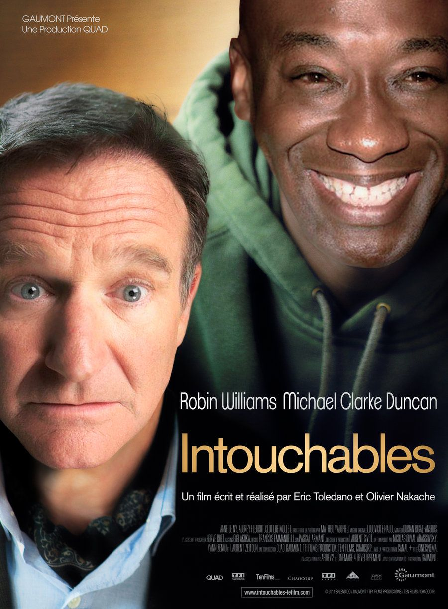 Intouchables Music Book Movies Film