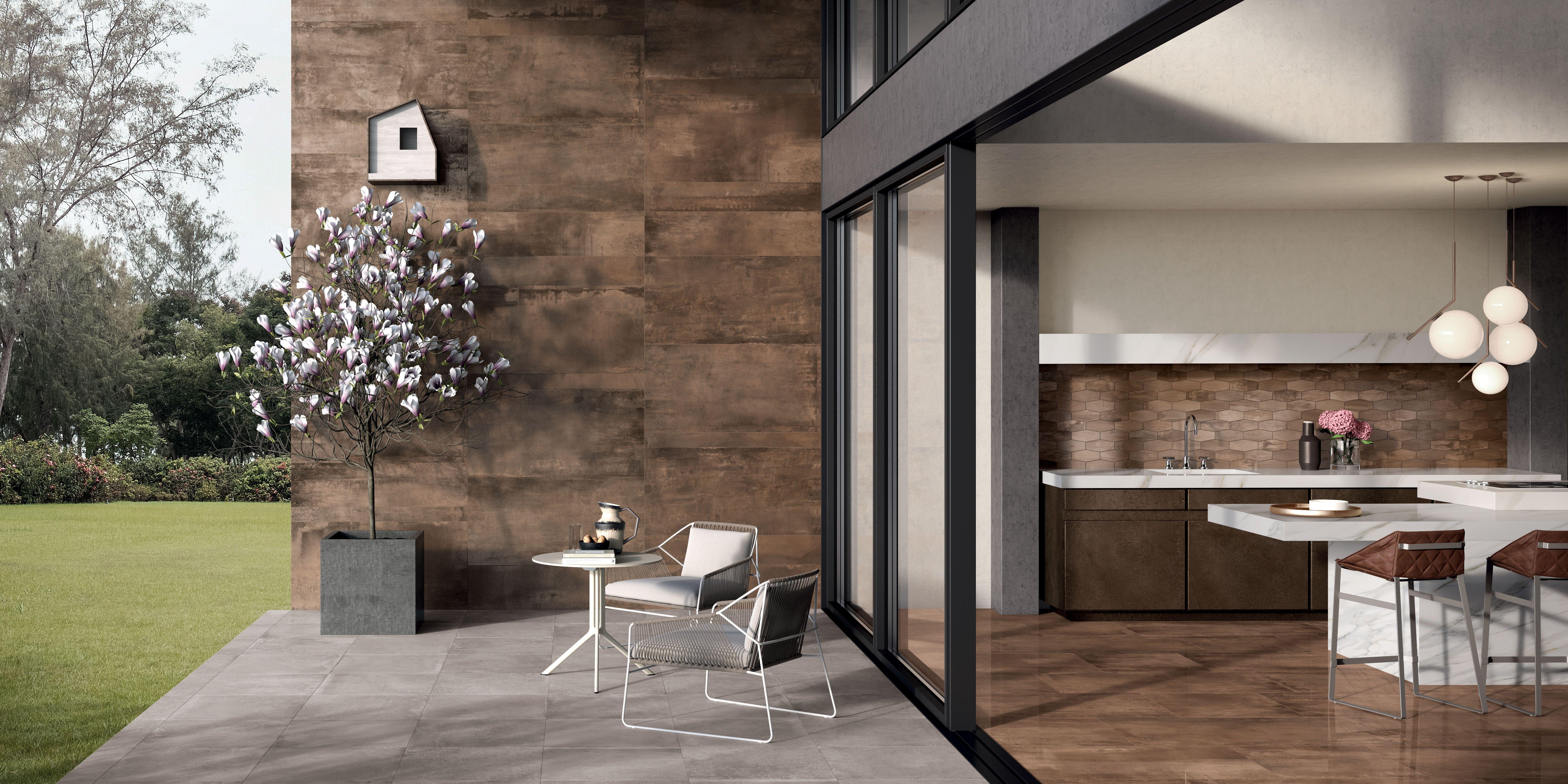 Une belle décoration moderne à l\'intérieur comme l\'extérieur ...