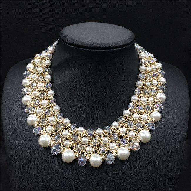 Perlas para hacer collar