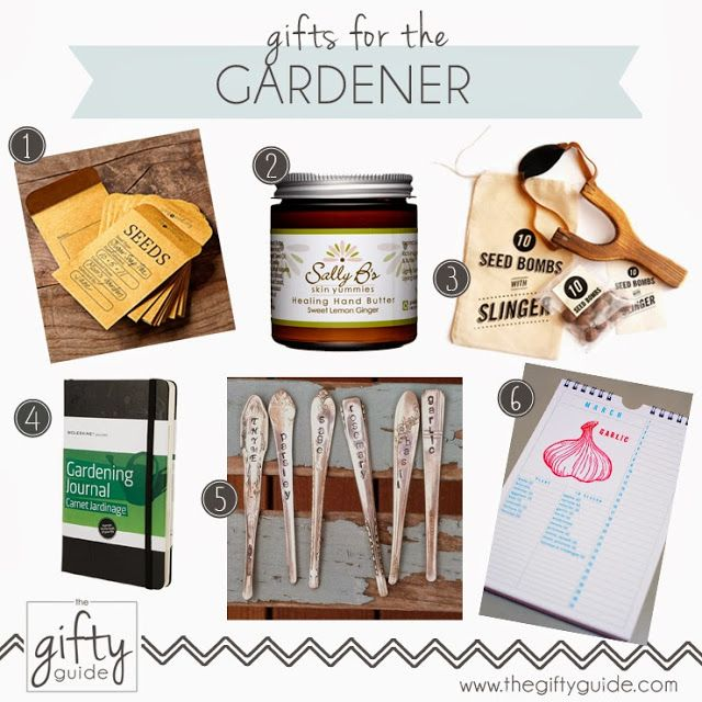 Gifts For The Gardener: Cool Gardening Accessories For The Gardener In Your  Life #garden