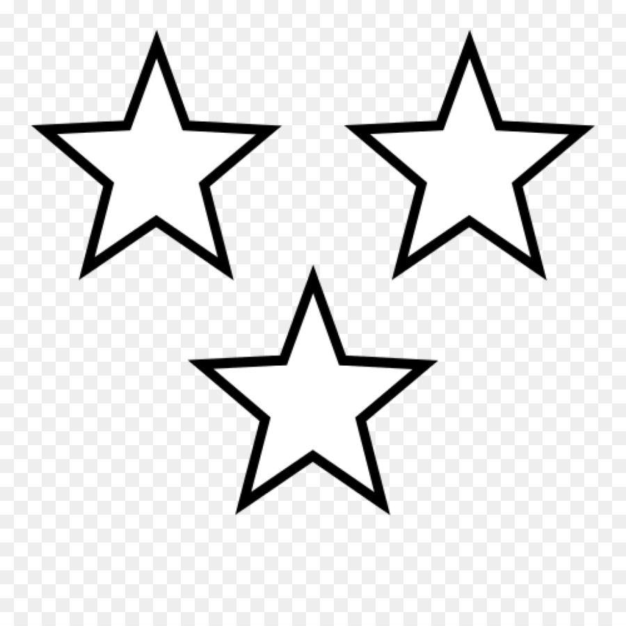 26+ 5 stars clipart black and white info