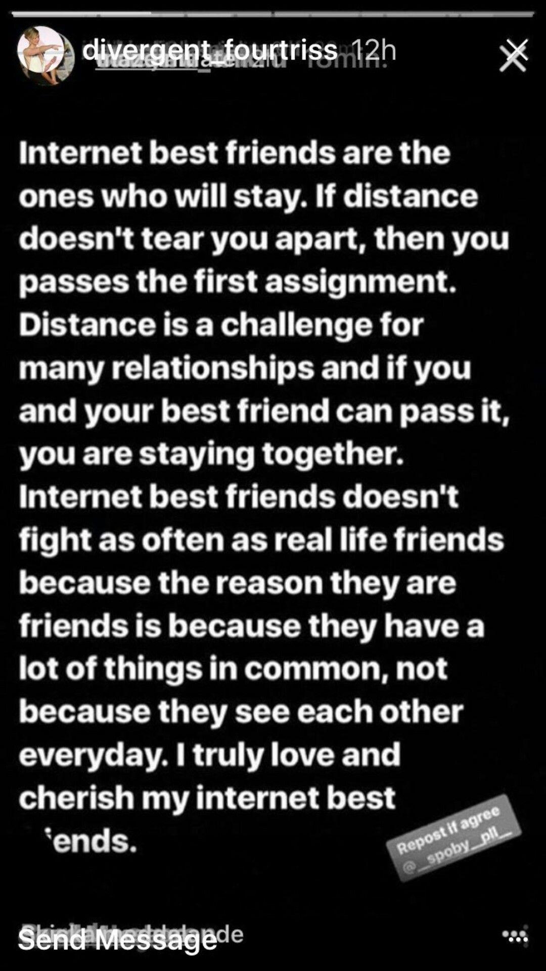 Medium Of Best Friends Quotes