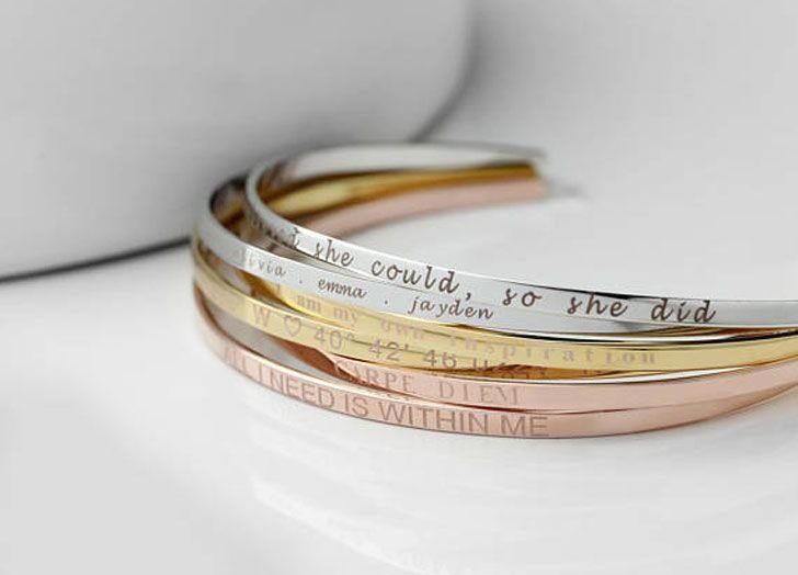 40 Best Friendship Bracelets & Charm Bracelets For Adults ...