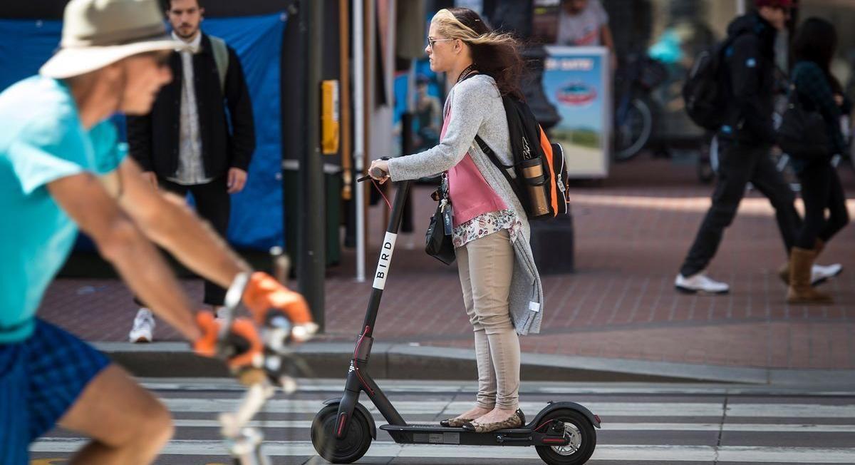 Electric Scooters Are Giving U.S. Cities Uber Déjà Vu E