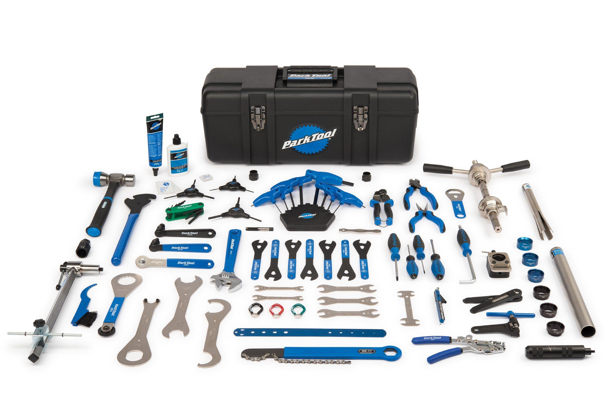 Amazon Com Park Tool Pk 65 Professional Tool Kit Bike Tool