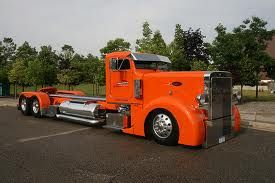 Really Long Frame With Images Trucks Big Rig Trucks Custom