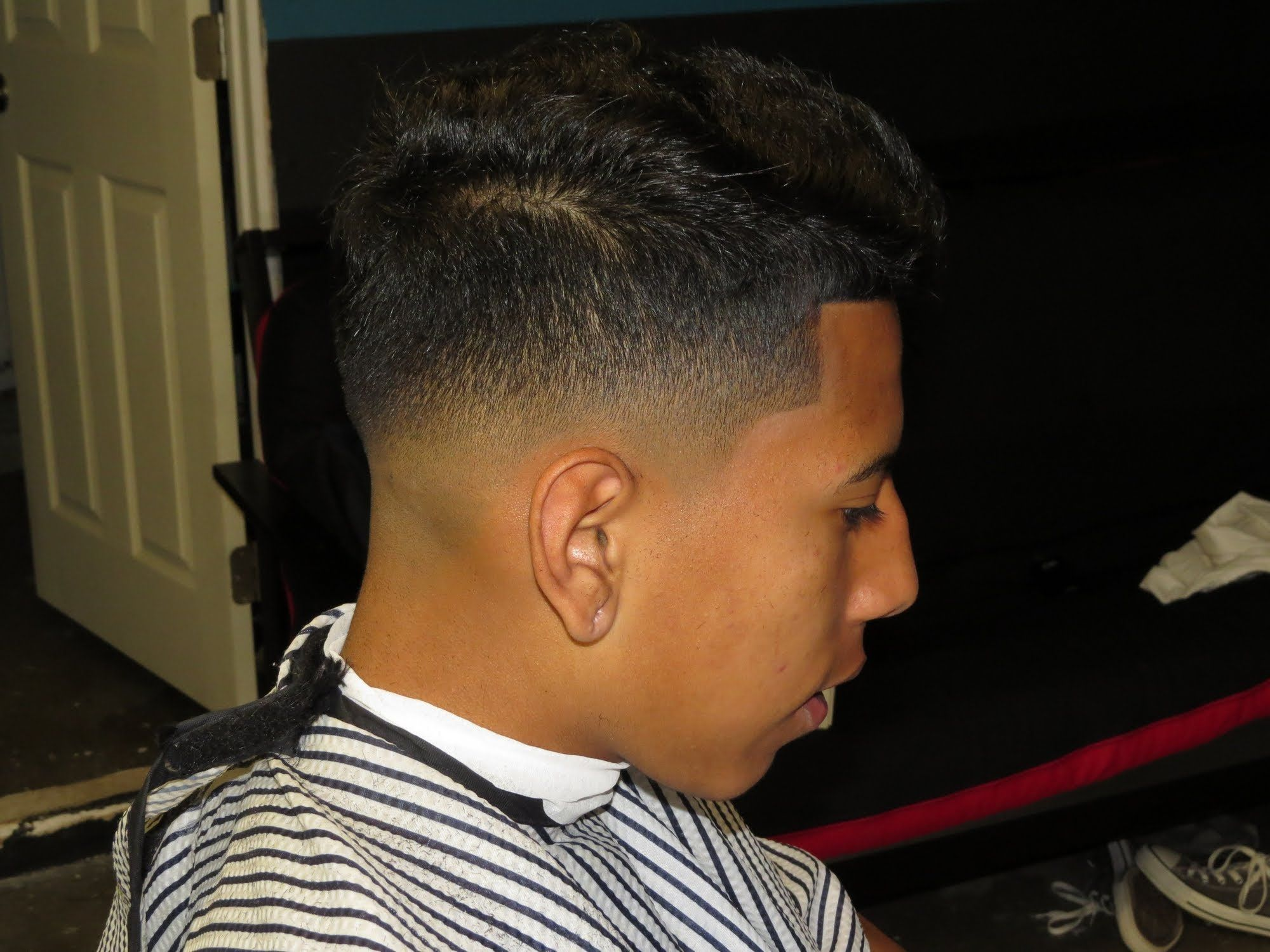 Cool Temp Fade Haircut Styles For Men More Temp Fade Haircut - High taper fade haircut