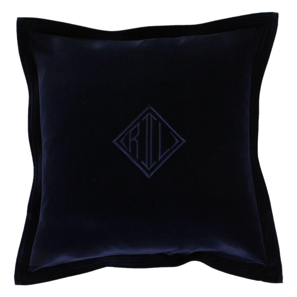 Buy Ralph Lauren Home Velvet Cushion Cover 50x50cm