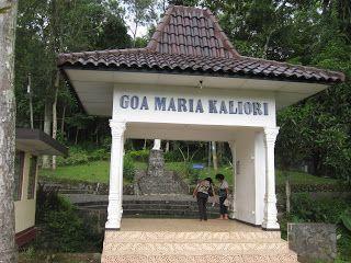 Gua Maria Kaliori Purwokerto Ziarah, Yogyakarta, Kristen