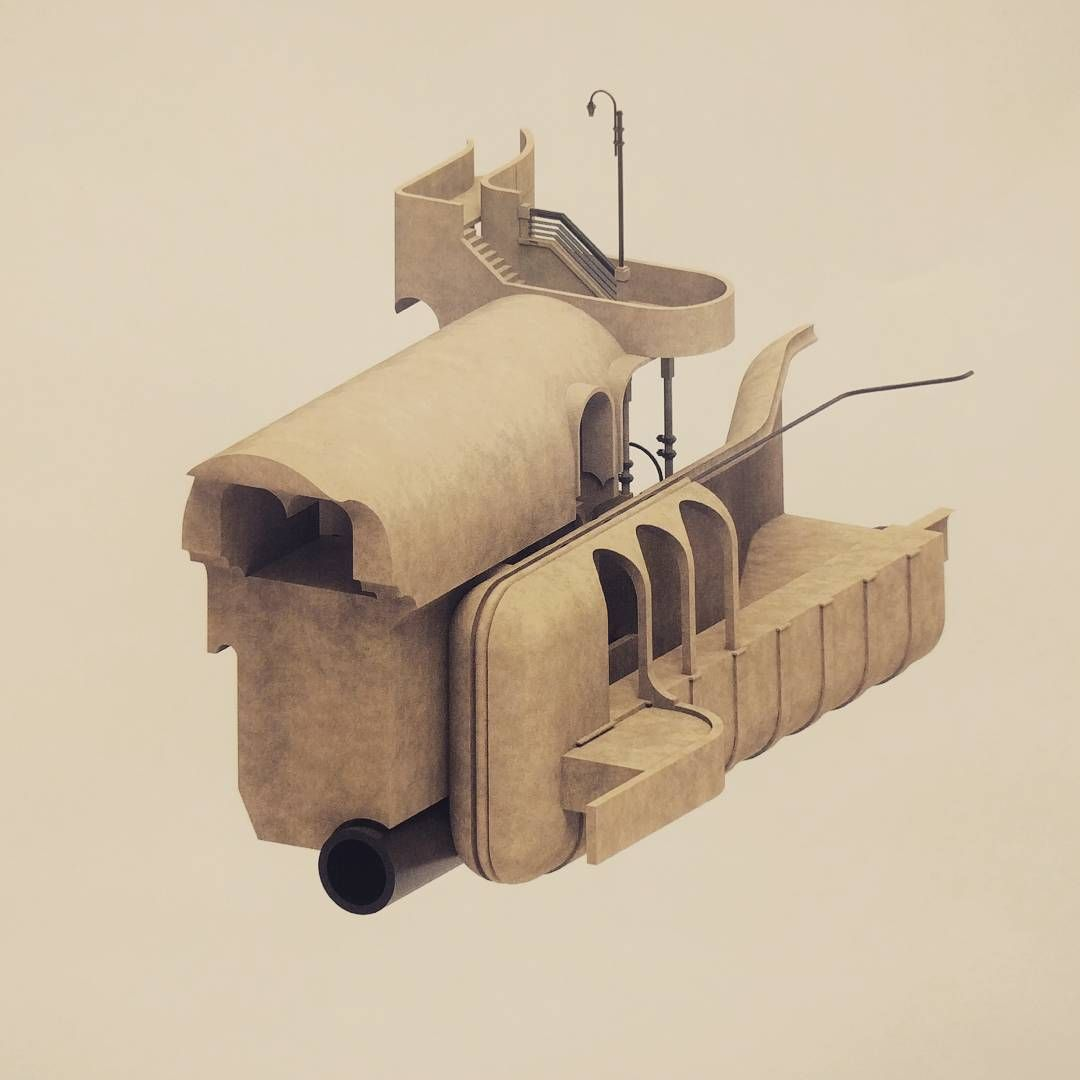 Anais Jeanneret Photo Lui pin锅小蜗 on 效果图   scandinavian architecture