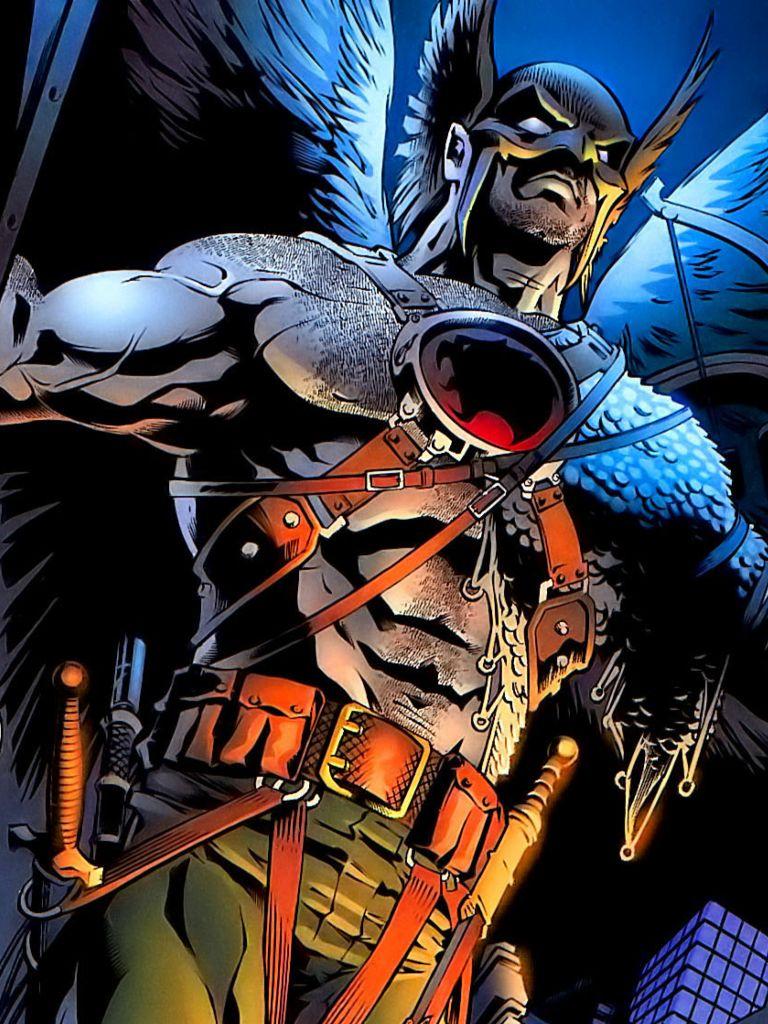 Hawkman Dc Comics Art Superhero Art Hawkman