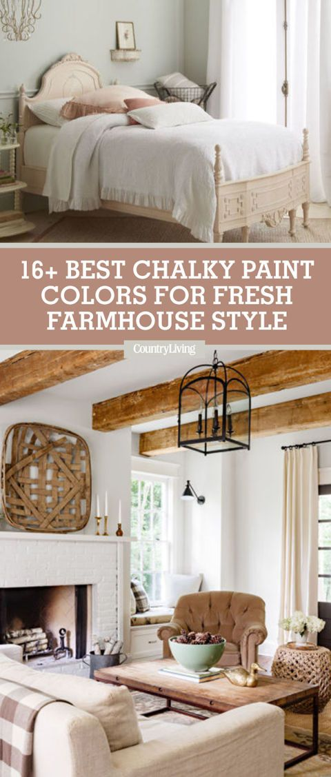 25 Chalk Paint Colors That Completely Nail The Farmhouse Look Painted Furniture Colors Home Decor Sets Discount Bedroom Furniture