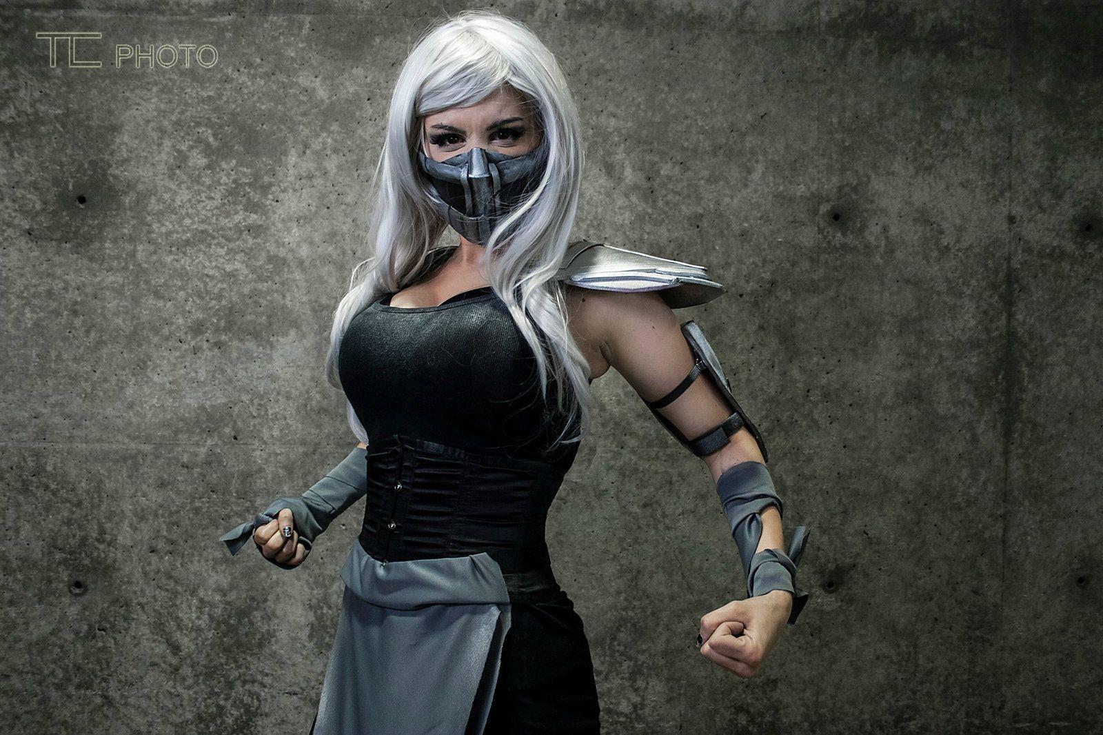 smoke mortal kombat cosplay by - Mortal Kombat Smoke Halloween Costume