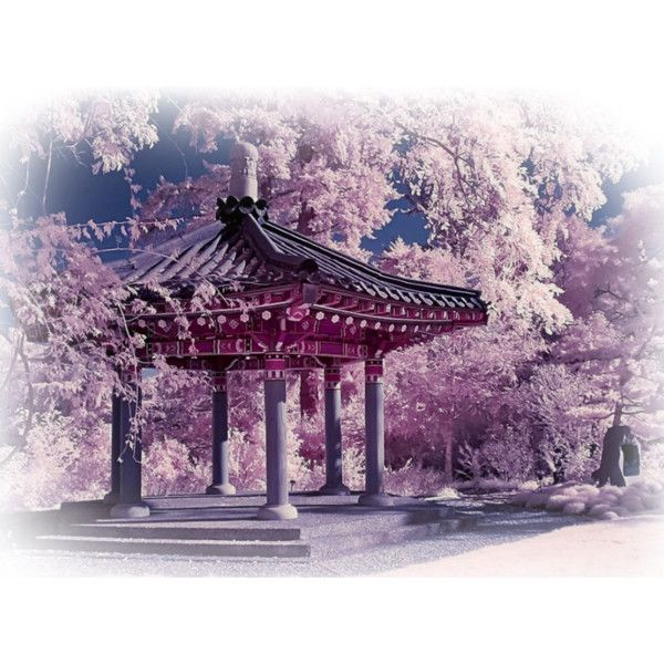 Mina@.japan.garden.2.3.png ❤ liked on Polyvore featuring backgrounds and filler