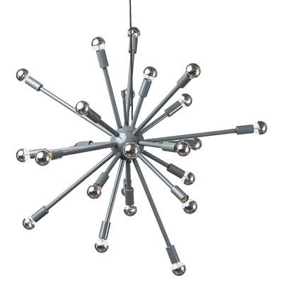 Sergei 24 Light Sputnik Chandelier