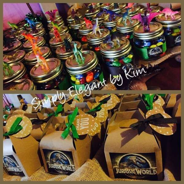 Jurassic World Party Catchmyparty Com In 2019 Jurassic Park Party Birthday Party At Park