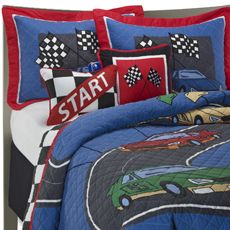 Finish Line Quilt Set Bed Bath Amp Beyound Brayden S