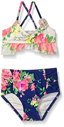 0a3c1f2526 Little Girls  Romance Two Piece Bikini