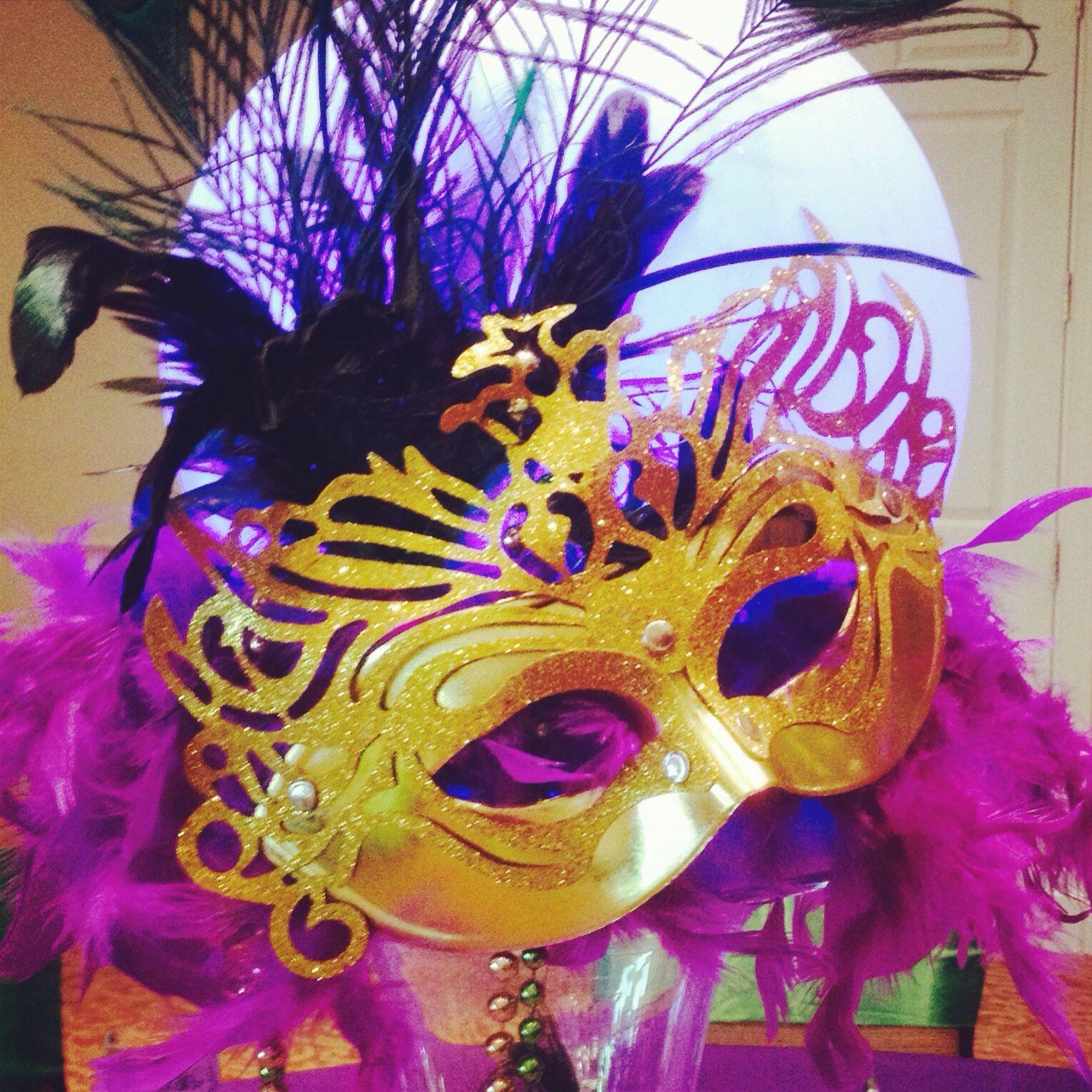Mardi Gras Wedding Ideas: Mardi Gras Themed Party By Elegant Events Party Rentals