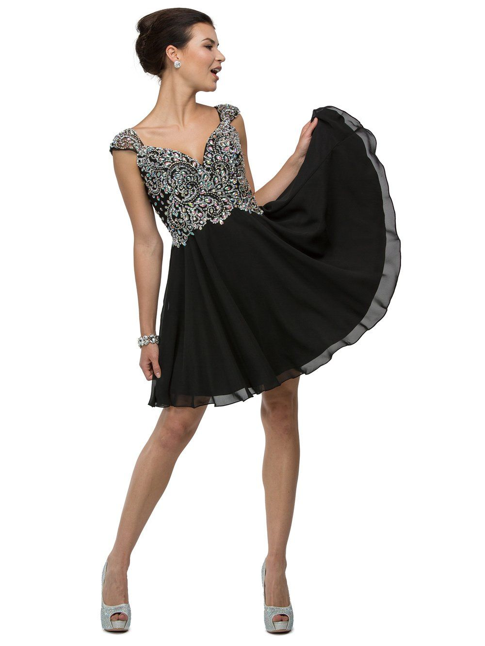 Dama dress style bodice royals and clothes